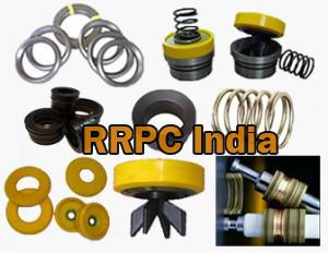 Plunger pump spares, Plungers, Plunger Packings, Valve Assemblies, Gaskets & Packings, Valve insert Disc, Valve Seat, Valve Body, Valve Spring, Plunger Pump Spares
