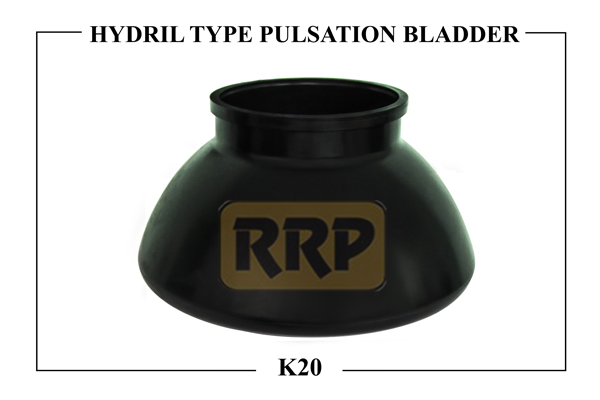 HYDRIL K20 Pulsation Bladders/ Dampener and Bladder Kit