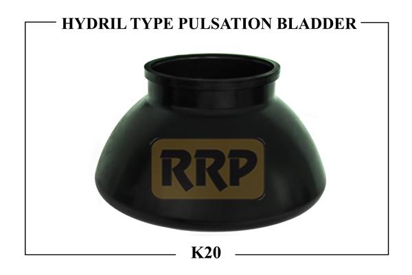 HYDRIL K20 Pulsation Bladders/ Dampener and Bladder Kit