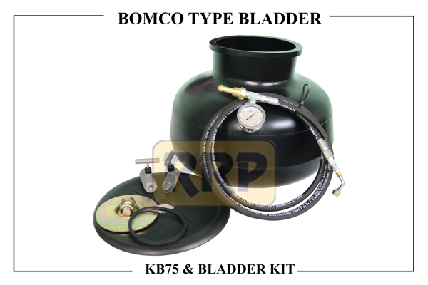 BOMCO KB 75 Pulsation Bladder/ Dampener and Bladder Kits, Oteco K20 Pulsation Bladder, Pulsation Dampener Parts, HYDRIL K10 Pulsation Bladders/ Dampener and Bladder Kits, HYDRIL K20 Pulsation Bladders/ Dampener and Bladder Kit, OTECO K10 Pulsation Bladders/ Dampener and Bladder Kits