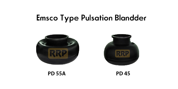 Emsco PD 55 A Pulsation Bladders