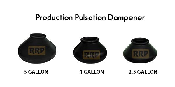 Production pulsation Dampener (PPD)
