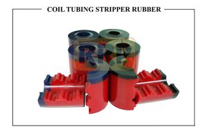 Coil Tubbing Stuffing Box Packers, Coil Tubbing Strippers, Coil Tubbing Stripper Rubbers, Coil Tubbing Interlocking stripper rubbers, Multi-Hardness Interlocking Coil Tubing Stripper