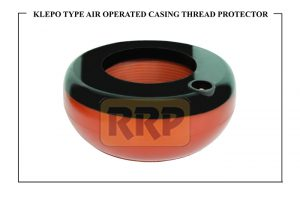 Klepco type air operated casing thread protectors