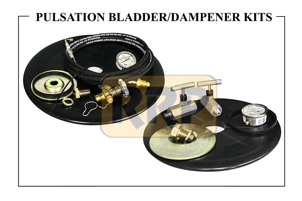 OTECO K20 Pulsation Bladders/ Dampener and Bladder Kits, MATTCO M10 Pulsation Bladders/ Dampener and Bladder Kits, MATTCO M20 Pulsation Bladders/ Dampener and Bladder Kits, LEWCO L 20 Pulsation Bladders/ Dampener and Bladder Kits, CONTINENTAL EMSCO PD-45 Pulsation Bladders/ Dampener and Bladder Kits, CONTINENTAL EMSCO PD-55 Pulsation Bladders/ Dampener and Bladder Kits